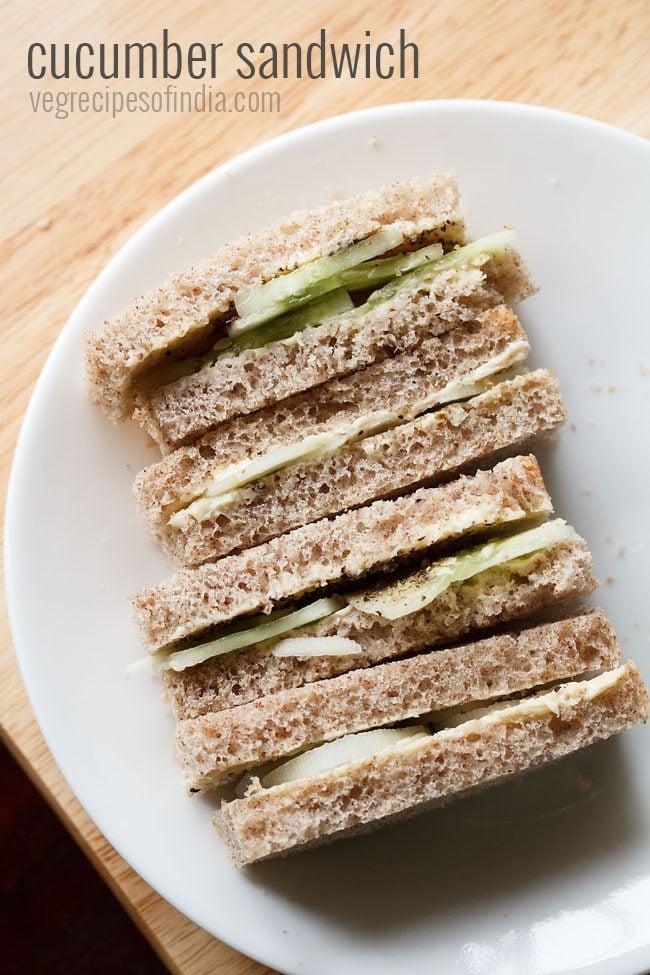 cucumber sandwich, cucumber sandwich recipe