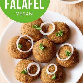 green falafel