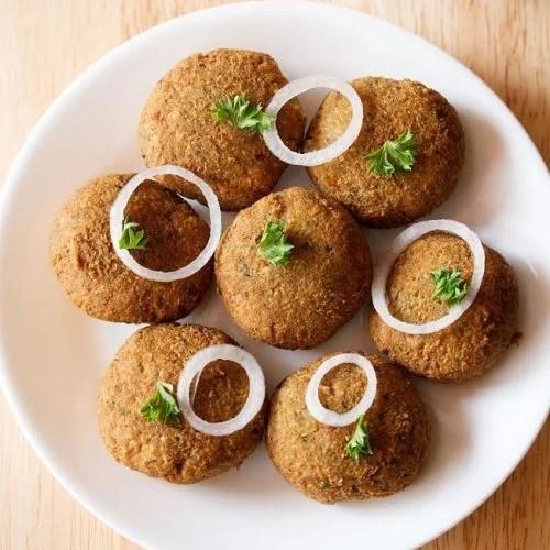 falafel with herbs, green falafel recipe, vegan falafel recipe