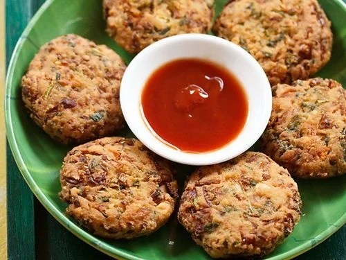 mix veg vada recipe