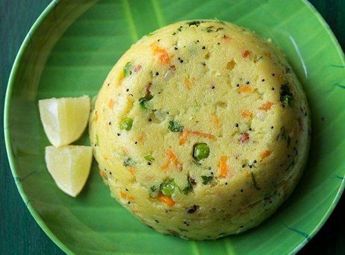 sooji khichdi recipe
