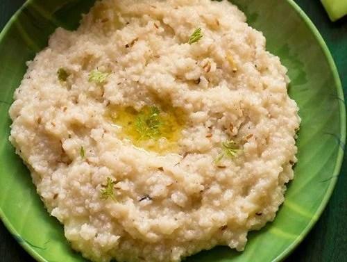 samvrat rice khichdi recipe