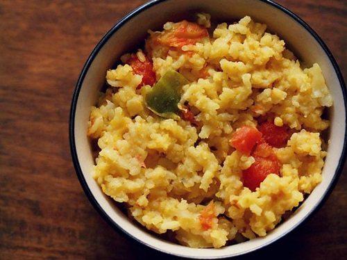 veg masala khichdi recipe