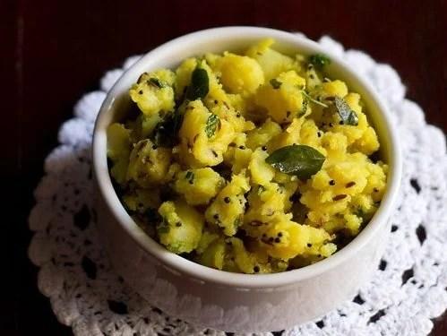 batata bhaji recipe