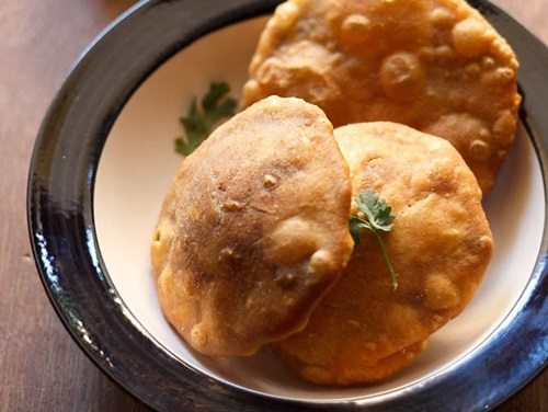 khasta matar kachori recipe