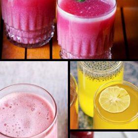fruit juice recipes