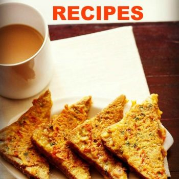 50 tasty besan recipes (gram flour or chickpea flour recipes)