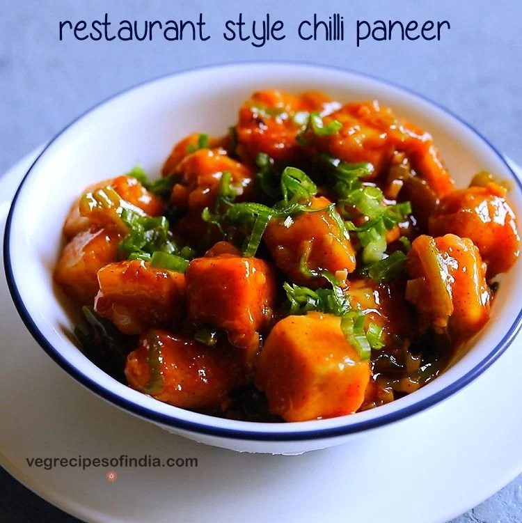 chilli paneer restaurant style