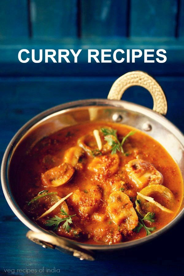curry recipes, gravy recipes