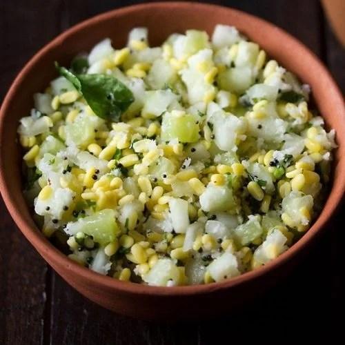 kosambari recipe, kosambari salad recipe