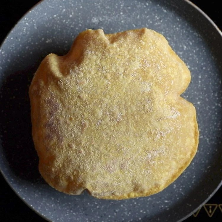 preparing puran poli recipe