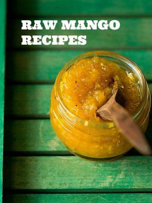 raw mango recipes