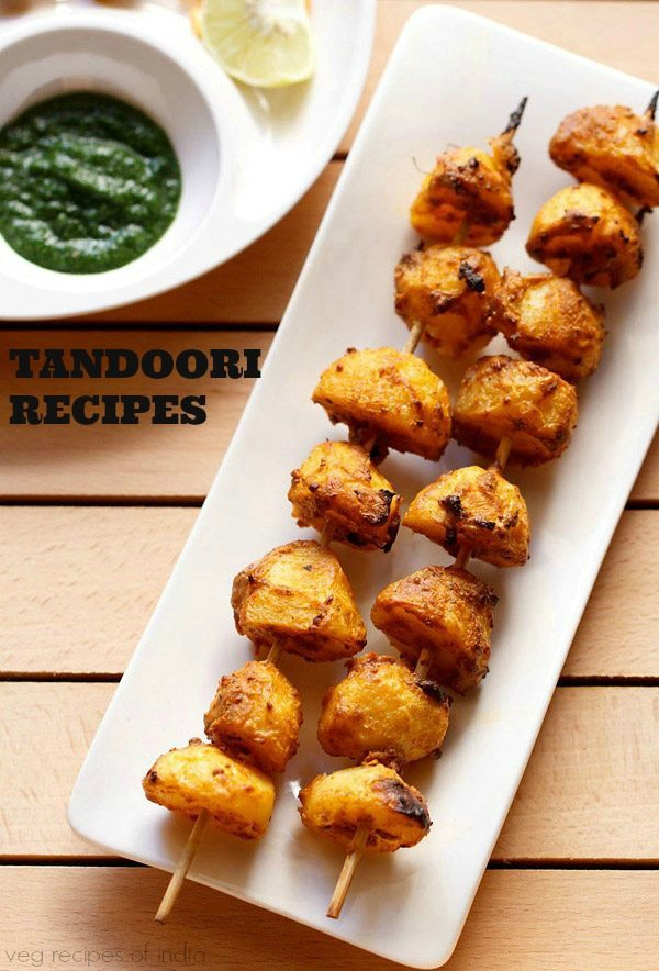 tandoori recipes