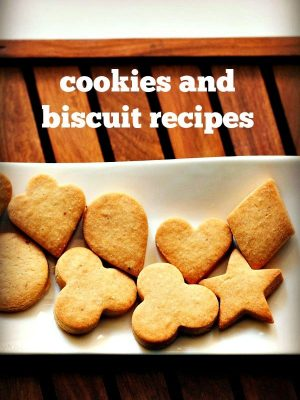 cookies and biscuit recipes