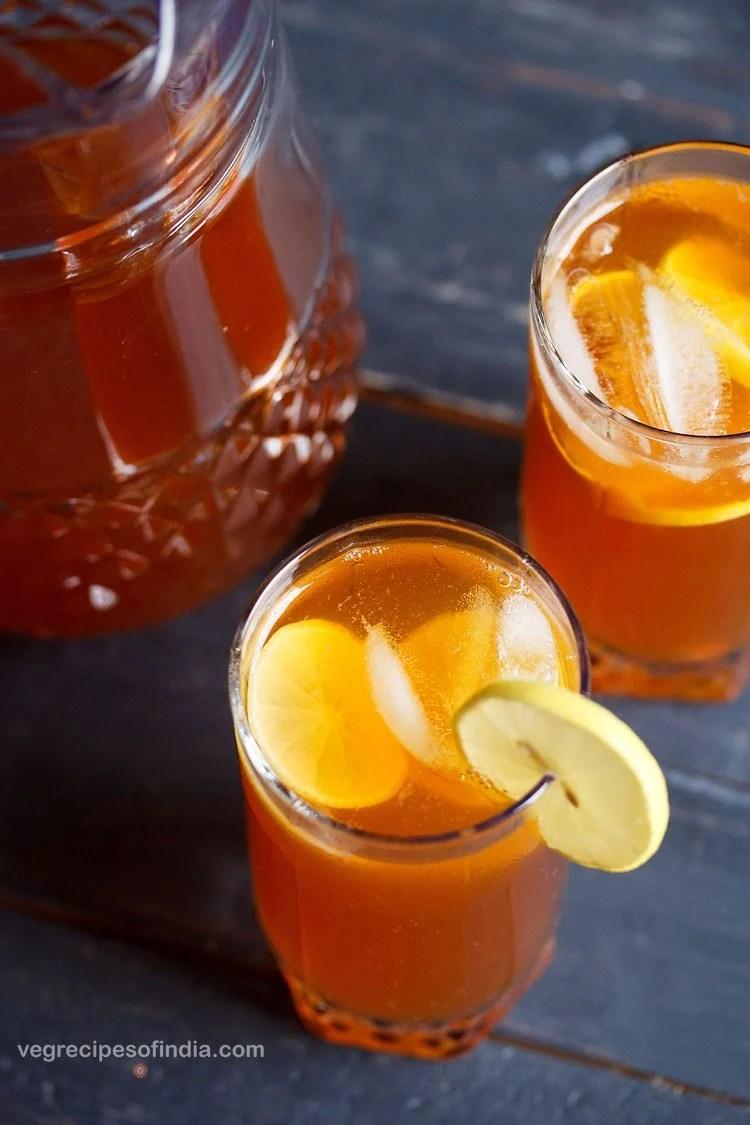 lemon ice tea recipe