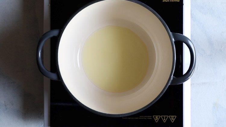 oil to make misal pav recipe