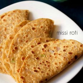 roti recipes, roti varieties
