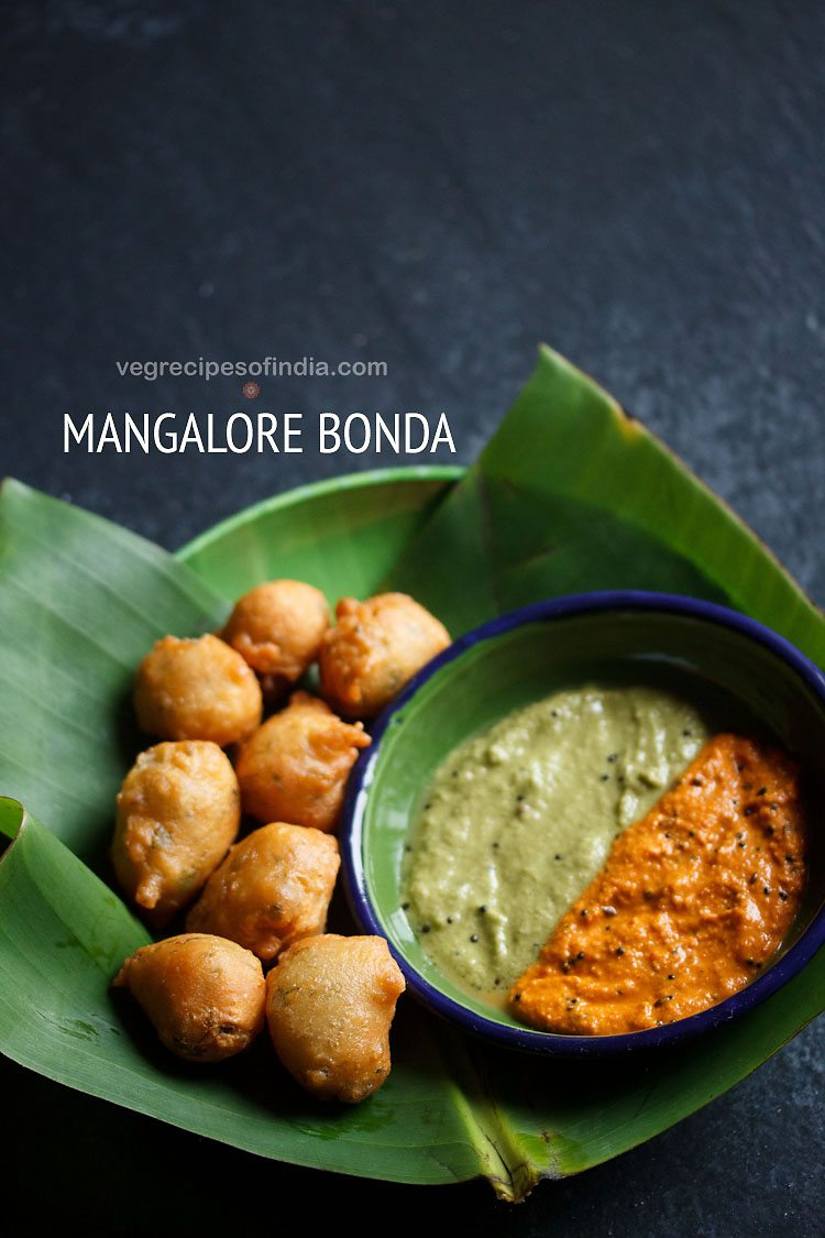 goli baje recipe Mangalore bonda recipe