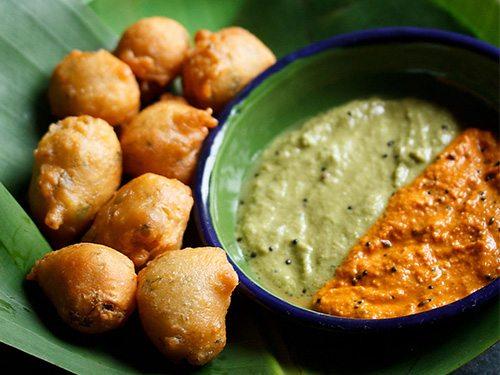 goli baje recipe Mangalore bonda