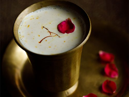 badam milk badam doodh recipe