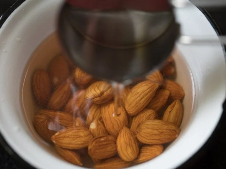 badam to make badam milk recipe