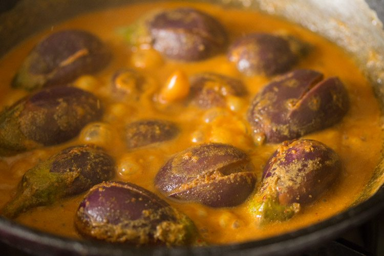 making ennegayi recipe