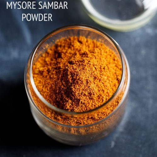 mysore sambar powder recipe-1