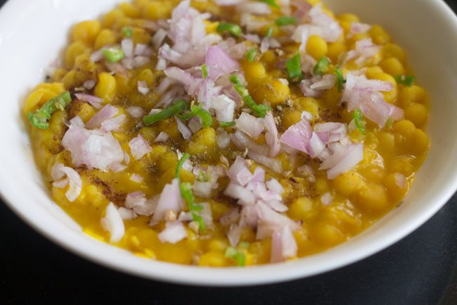 ragda chaat recipe