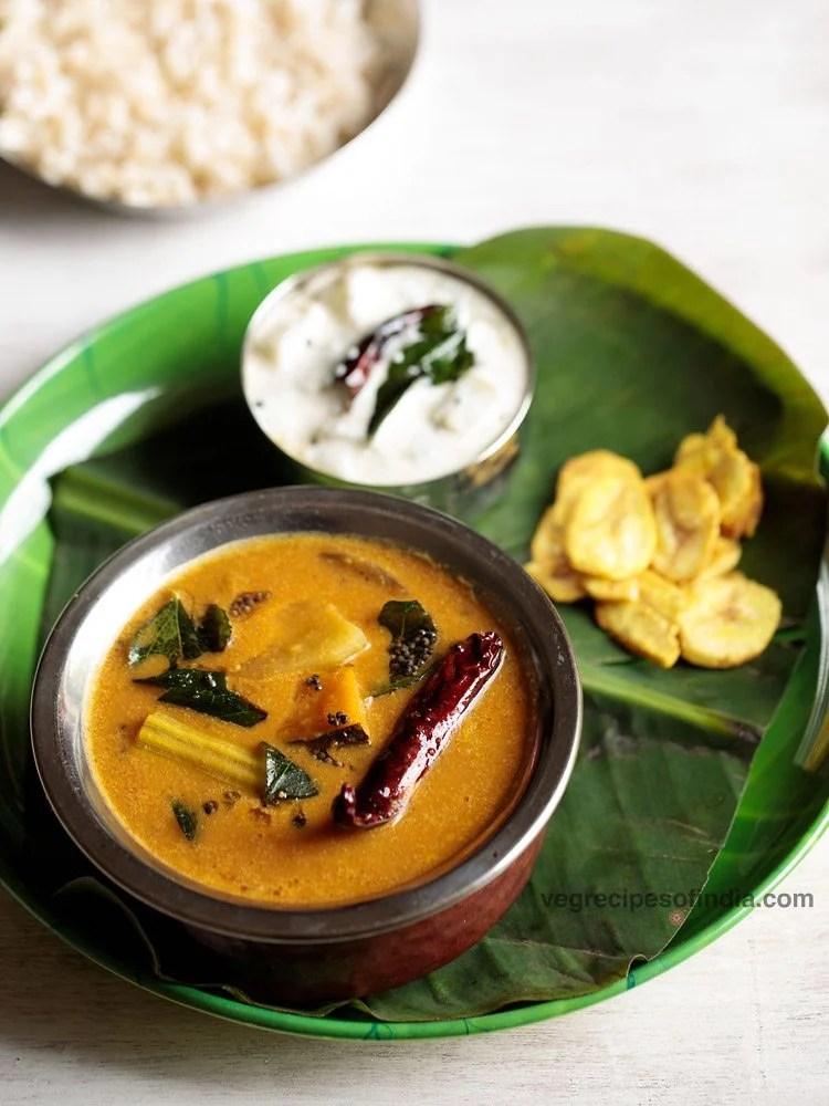 Kerala varutharacha sambar recipe