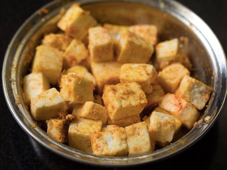 paneer to make paneer koliwada recipe