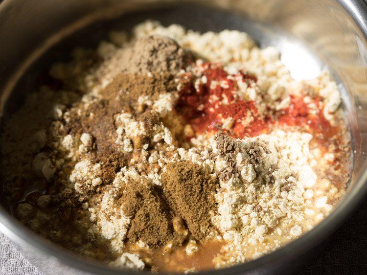 making paneer koliwada recipe