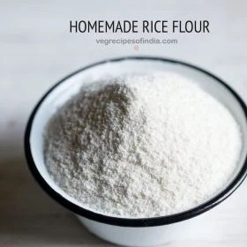 rice flour recipe