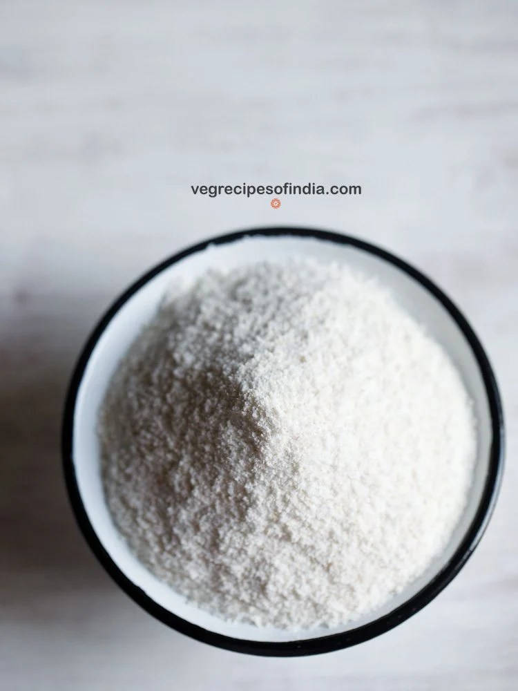 homemade rice flour recipe