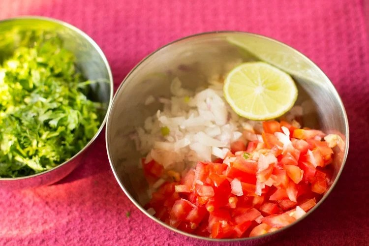 making masala puri recipe