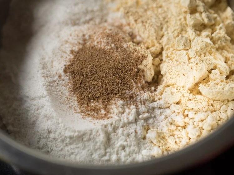 making omapodi recipe