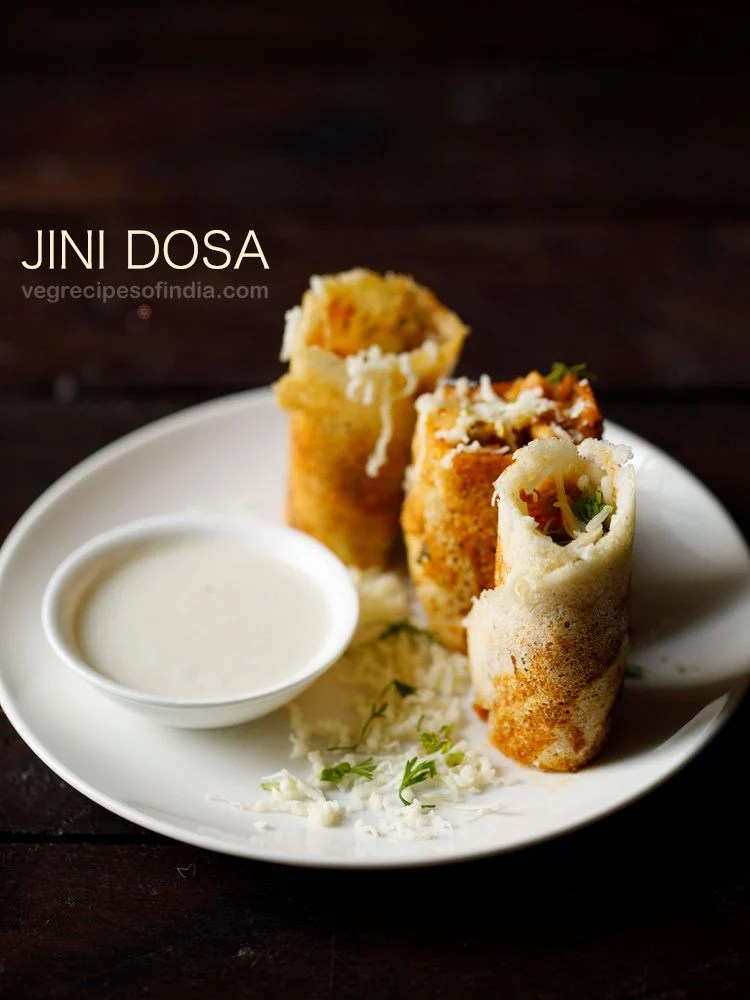jini dosa recipe