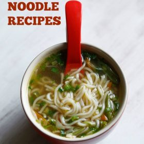chinese noodles recipes