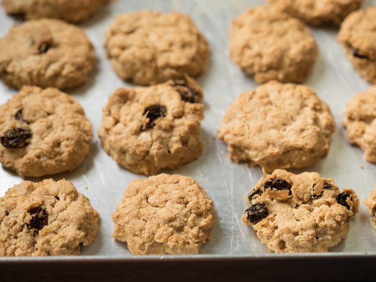 oats cookies recipe