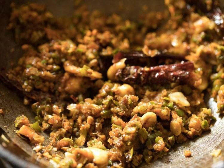 making singapore fried rice recipe