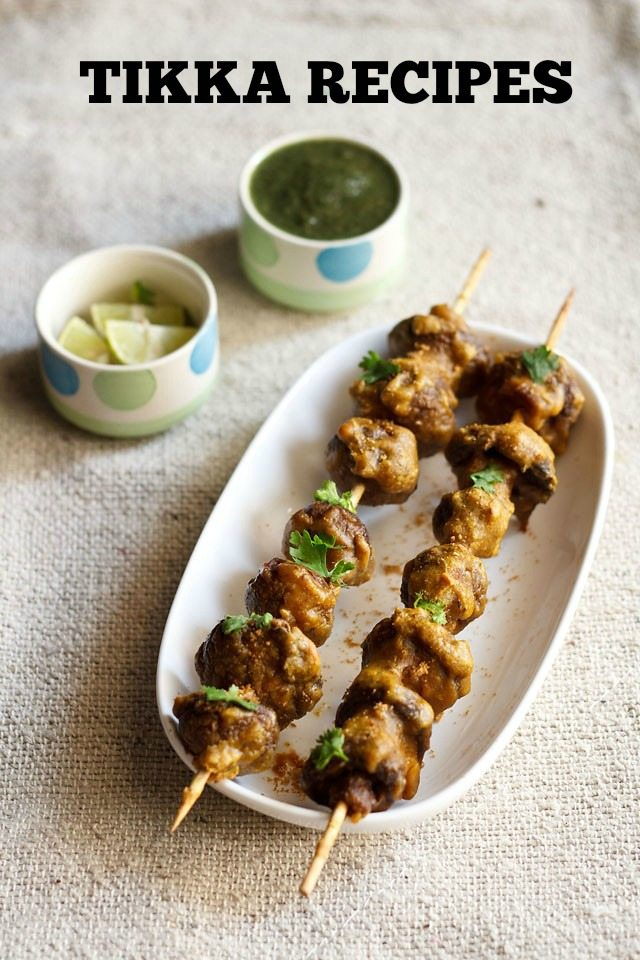 tikka recipes