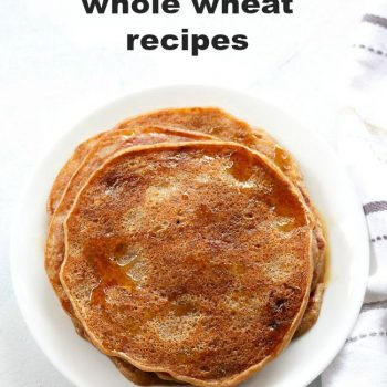 wheat flour recipes | wheat recipes | atta recipes | recipes with wheat flour