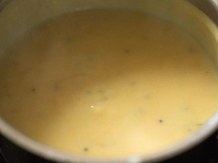 besan chutney recipe, fafda chutney recipe