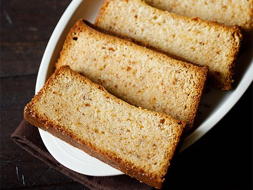 eggless butter cake recipe