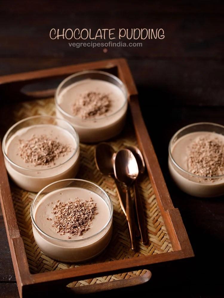 chocolate pudding, chocolate pudding recipe