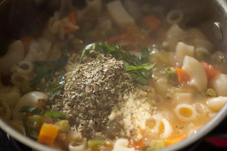 vegetarian one pot pasta recipe
