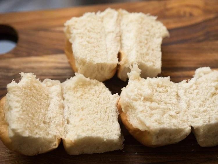 pav for making pav sandwich recipe