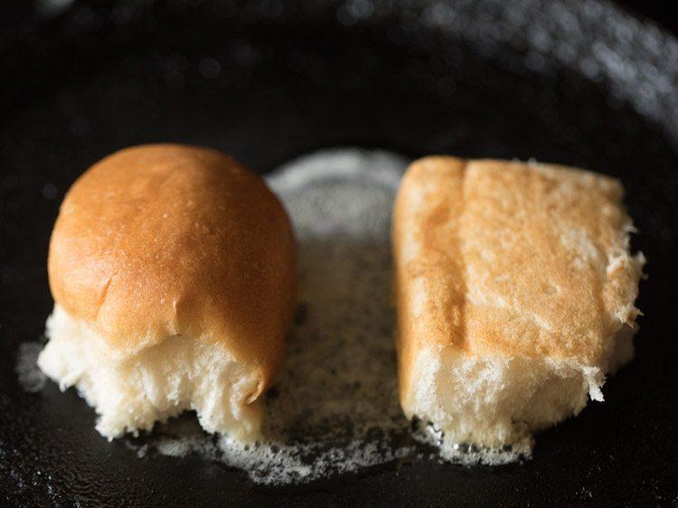 making pav sandwich recipe