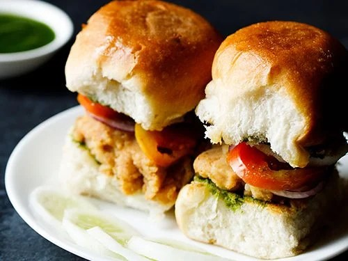 pav sandwich recipe