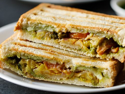 samosa sandwich recipe