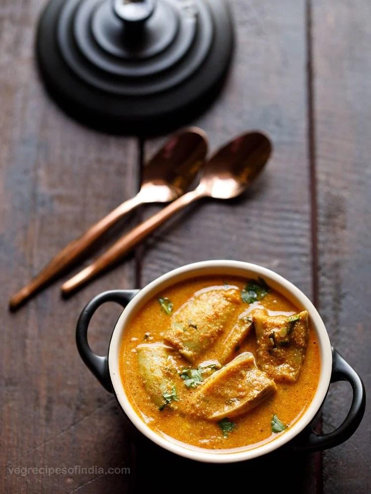 brinjal masala recipe
